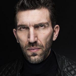 Portrait de Matthieu Brion par Richard Dell'aiera