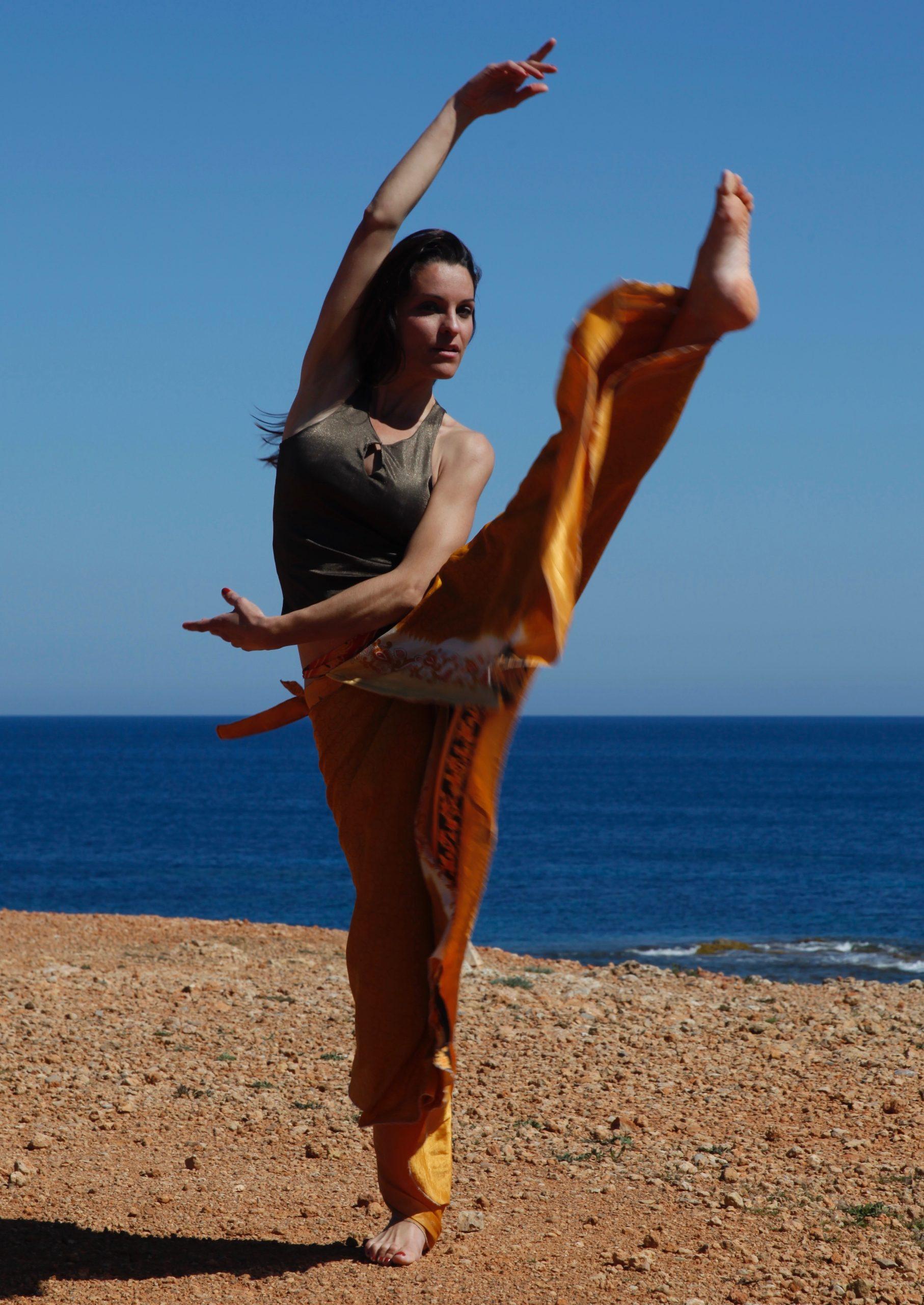 ruth alhambra danza